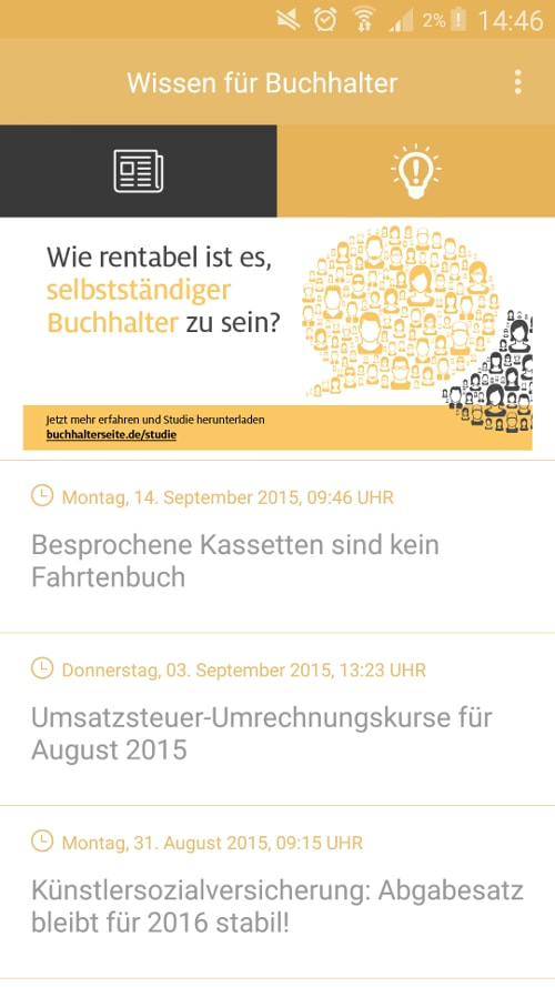 Buchhalter-App: Download